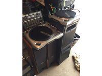 Decks & Speakers Mixer