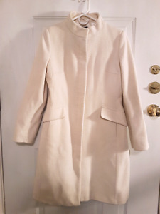 Cream Coat (Jacob)