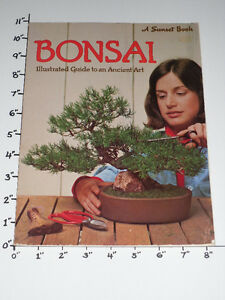 Book : Bonzai , illustrated Guide to an Ancient Art