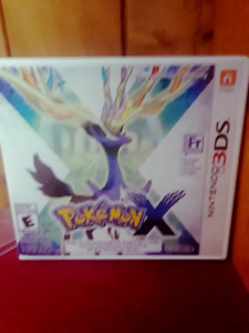 3DS Pokemon Games USED - Omega Ruby and X