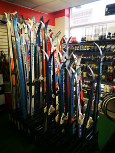 Cross Country Skis, Bindings, Poles and Boots