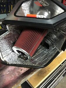 k&N cold air intake with filter 2004 and up Grand Prix  Kitchener / Waterloo Kitchener Area image 2