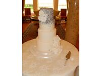 Wedding cake for sale