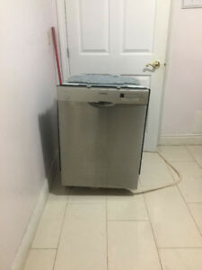 Bosch stainless steel dishwasher inside out for sale