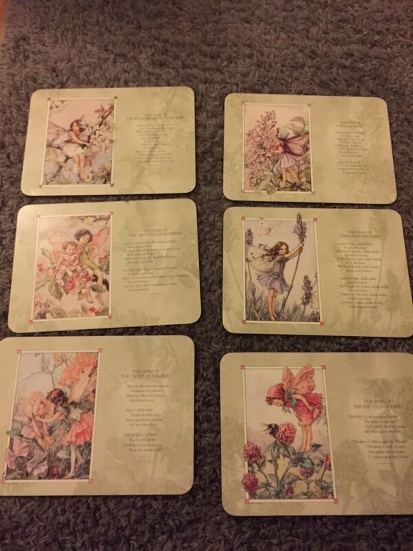 Placemats Flower Fairy In Dorchester Dorset Gumtree