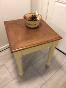 Refinished Occasional Table