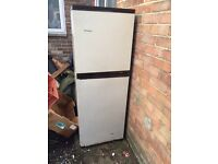 WILL PAY £10.... SCRAP METAL SHELL FRIDGE FREEZER
