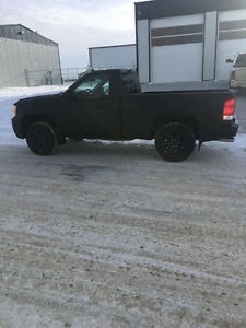 2009 GMC Sierra 1500 4X4 Regular Cab Short Box