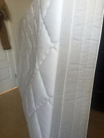 Ajd/Today FULL IKEA Malm Bed Frame /Double Sultan Hansbo Matelas