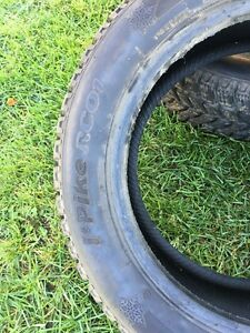 2x  Hankook Winter Tires London Ontario image 3