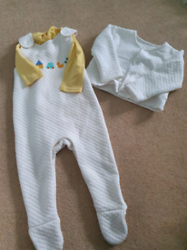 New Marks and spencer baby set size 9 to 12 months
