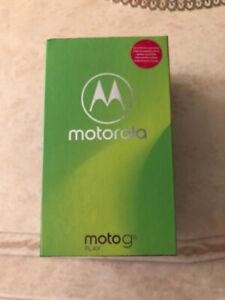 Motorola G6 Play, Unlocked, Brand New In Sealed Box!