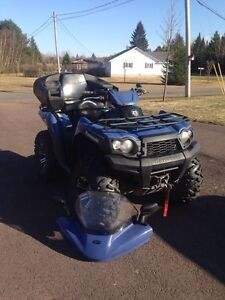 2010 Kawasaki Brute Force 650 for sale!