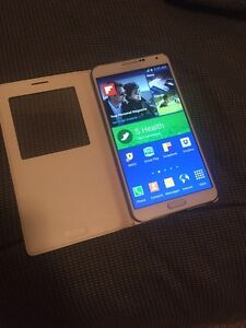 SAMSUNG GALAXY NOTE 3 - LOCKED TO MTS