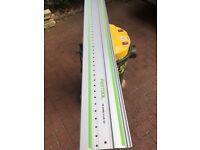 Festool FS 1400/2-LR 32 Guide Rail with locating holes