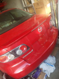 2007 Mazdaspeed6 project / parts