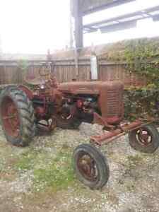McCormic Vintage Tractor Windsor Region Ontario image 1