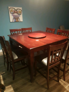 10 pc. Dining table