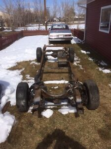 S-10  frame for your hotrod project
