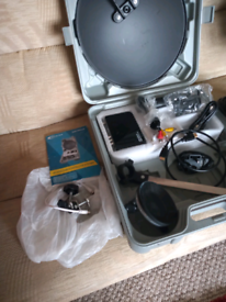 HD Portable satellite system