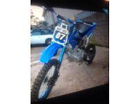 Mint adult pit dirt bike 250cc