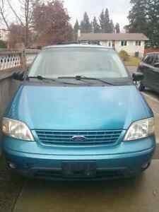 2003 Ford Windstar Sport  Prince George British Columbia image 2