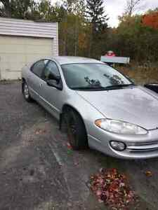 2004 Chrysler Intrepid.