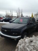 2004 CHEV COLORADO 4X4 LOADED RUNS WELL