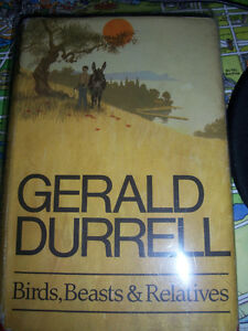 GERALD DURRELL Birds,Beasts,&Relatives