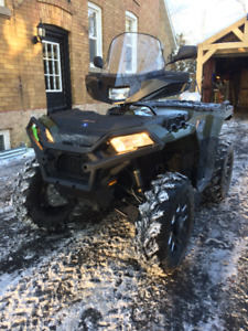 2017 Polaris Sportsman 850 - Fairing and Windshield For Sale