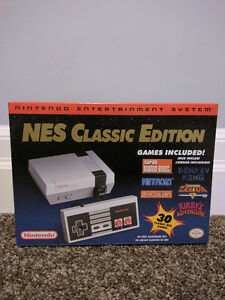 NES Classic Edition (BNIB) - Price is Firm