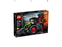 Lego Technic Tractor 42054 New and Sealed