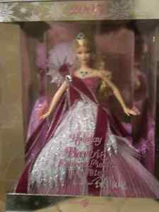 2005 Holiday Barbie Mint Condition