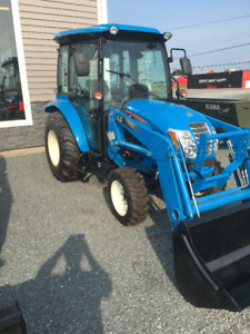 2017 LS  XR3135HC COMPACT TRACTOR