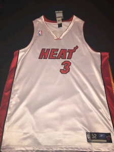 Dwayne Wade Miami Heat Authentic Jersey