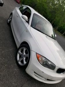 Bmw 128 Excellent condition 2008 manuel 7000$ nego