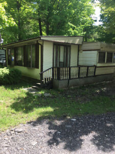 1989 TravelAire Trailer 35' Long with a Florida Room