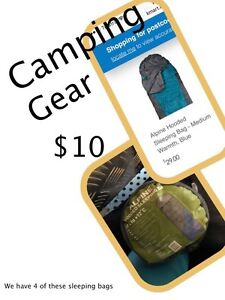 Camping gear Landsdale Wanneroo Area Preview
