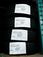 4 pneu hiver Hankook ipike 185 / 60 r 15