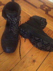 Thinsulate winter boots