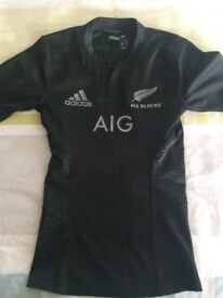 All Blacks adidas rugby top