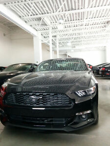 2017 Ford Mustang 2.3l Fastback