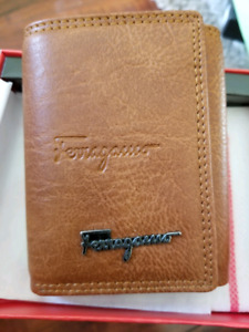 New branded wallets