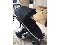 Phil & Ted's Verve Double Buggy plus extras