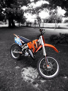 KTM 125SX FORSALE GREAT OFFER 2500 OBO