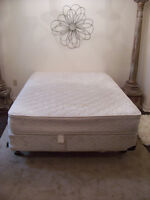 COMFY Spring Air Double/Full Bed Set for sale CAN DELIVER