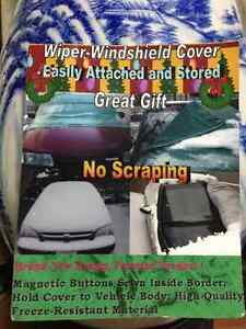 windshield-wiper ice & snow cover