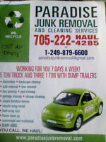 MOVING SERVICES & JUNK REMOVAL SERVICES