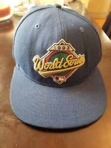 0a7c2eea1a3 1993 World Series Toronto Blue Jays Hat- New Era!