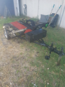 Bike trailer Mayfield East Newcastle Area Preview